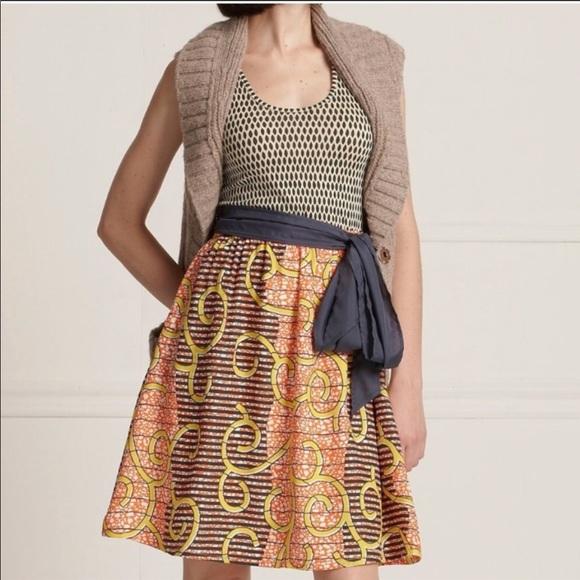 Anthropologie Dresses & Skirts - Porridge Flight of the Bees Silk Dress